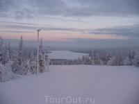 Любимый Северный склон