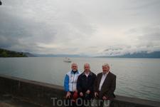 Женевское озеро или Леман — самое большое озеро Альп и второе по величине озеро Центральной Европы.