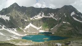 Большое Имеретинское озеро от озера Буша