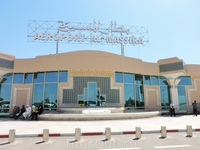 А вот и аэропорт в Агадире