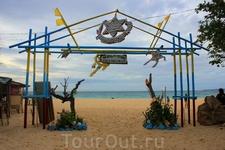 Следующий пункт программы - Puka Beach!!! Абсолютно другая сторона Боракая