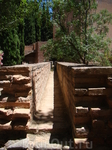 Гранада. Альгамбра. Акведук