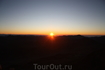 Восход солнца на горе Моисея