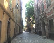 Улочки старого Стокгольма-2