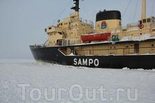 Ледокол Сампо (Sampo)