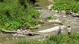 Здесь берет начало река Курджипс