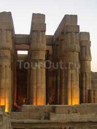 Карнакский храм Ипет-Исут