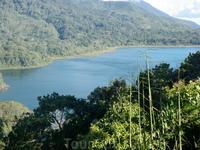 Озеро Братан.