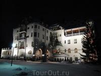 """Исторический отель-замок """"Валтионхотелли"""""""