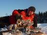 Александр - старший, подготовил почву для разработки технологии художественной заморозки.