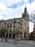 А это церквовь святого Мигеля (Iglesia de San Miguel), знаменитая в основном тем, что в ней 13 декабря 1474 г. короновалась на трон Изабелла Кастильская ...
