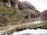 Ущелье Джермука. Река Арпа