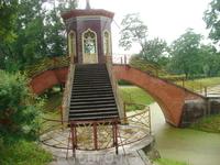 Пушкин, Александровский парк, Крестовый мост