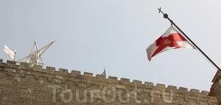 Флаг Святогробского браства