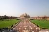 Грандиозный храм Акшардхам в Индии