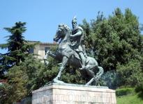 Местный герой Скендербег, 15 век