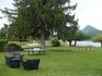 Сделав несколько промежуточных остановок и круг около озера Аннеси, мы прибыли к интересной точке на озере - Comptoir du Lac, позволившей сделать короткий ...