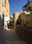 Улочки старого города Тель-Авива