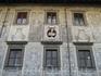 Пиза.Фрагмент здания дворца  Кавальери.