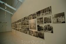 выставка в худ. музее г. Коуволы