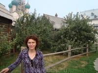 Ростовский кремль. Митрополичий сад.