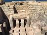 В Ицтадионе, амфитеатре царя Ирода, и сейчас выступают актеры и музыканты. Кейсария дожила до крестовых походов. Сохранились циклопические стены, окруженные ...