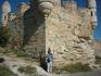 Турецкая крепость Ени-Кале в пригороде Керчи.