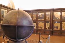 Палаццо Веккьо. Зал географических карт.