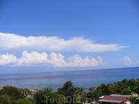 Море, небо, облака...