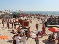 Паланга. Городской пляж.