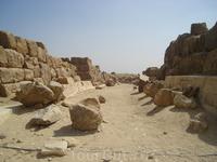 Пирамиды, Каир