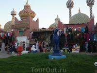 Рыночная улица в Шарм-аль-Шейхе