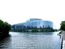 А это здание Европарламента