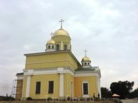 Храм Святого Благоверного князя Александра Невского, не единожды превращался в мечеть, когда крепость снова оказывалась в руках турок