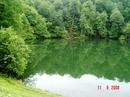Озеро Секретное в Кабардино-Балкарии