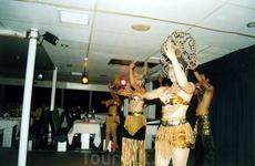 Шоу трансвеститов на прогулочном кораблике