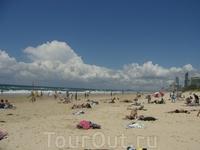 пляж Голд Коста