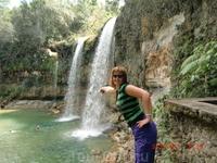 Байягуана,купаться в водопаде и на джип-сафари