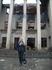 Цхинвал. Здание парламента после войны 08.08.08
