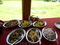 Бутан.обед