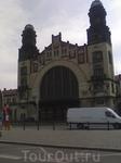 Здание центрального ж-д вокзала