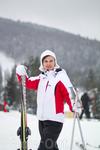 Осваиваю лыжи