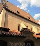 Старонова синагога. Еврейский квартал Праги