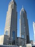 Дубайские небоскребы