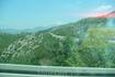 Дорога на Дубровник,серпантины