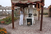Гарна казачка-хозяюшка - прошла мастер-класс у гостеприимной и обаятельной хозяйки, настоящей кубанской казачки Веры Ивановны, которая  принимает гостей ...