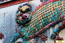 Дракон, дракон, дракон...куда же без него...это ведь Китай