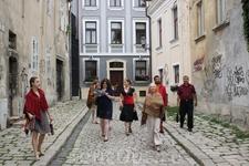 по улочкам Братиславы