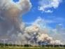 пожар сурового лета 2010