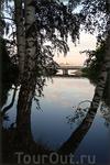 мост через  речку Белую
